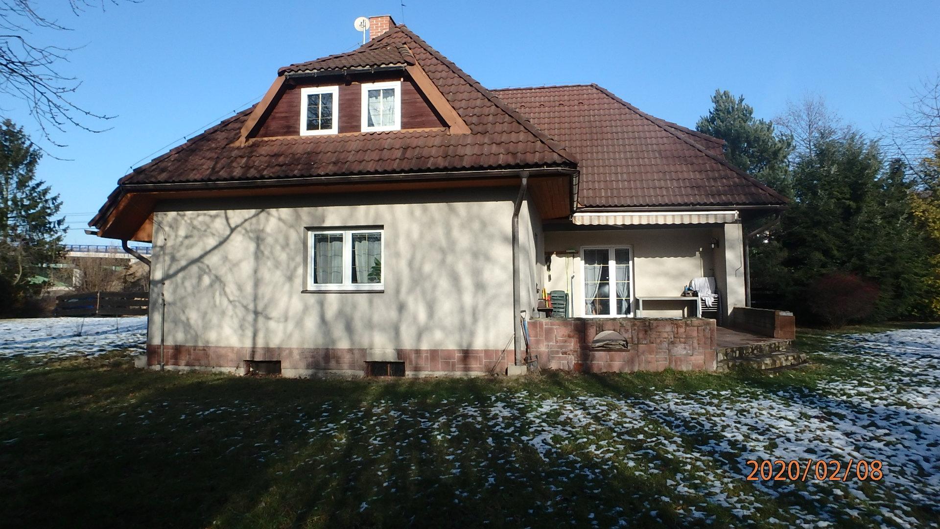 Rodinný dům Bystřice