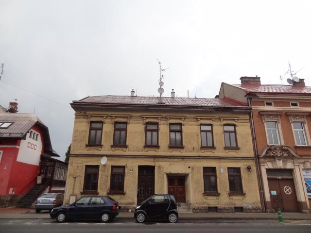 Cihlový dům, Český Těšín - Ostravská